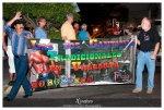 Carnaval Parade 2010 Miguel (No Borders) and Tom(Fridas)